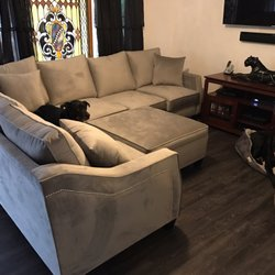 Photo Of The Sofa Warehouse Sacramento Ca United States My Dog Loves