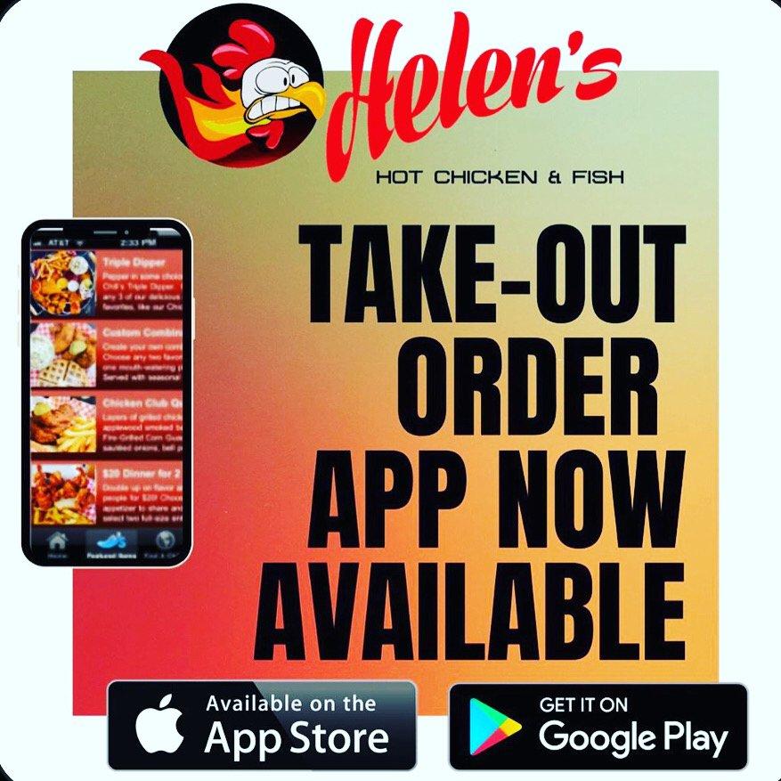 Helen's Hot Chicken
