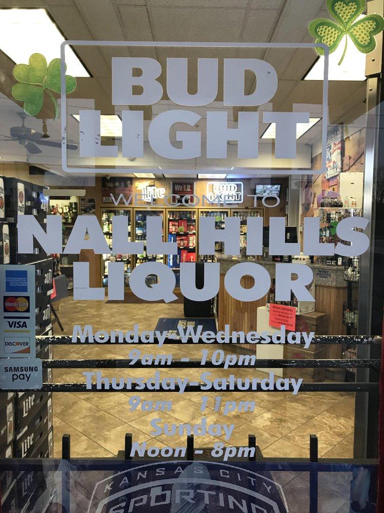 Nall Hill Liquors: 9541 Nall Ave, Overland Park, KS