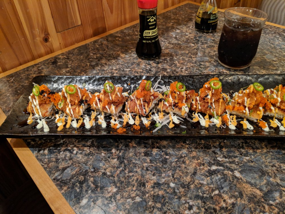 Kyoto Sushi: 11003 SE Division St, Portland, OR