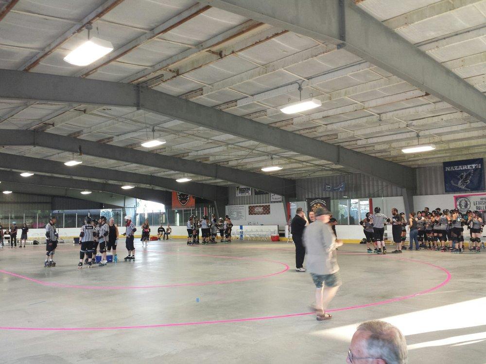 Bethlehem Municipal Ice Rink: 345 Illicks Mill Rd, Bethlehem, PA