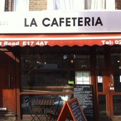 La Cafeteria - Coffee & Tea Shops - 841 Forest Road, Walthamstow ...