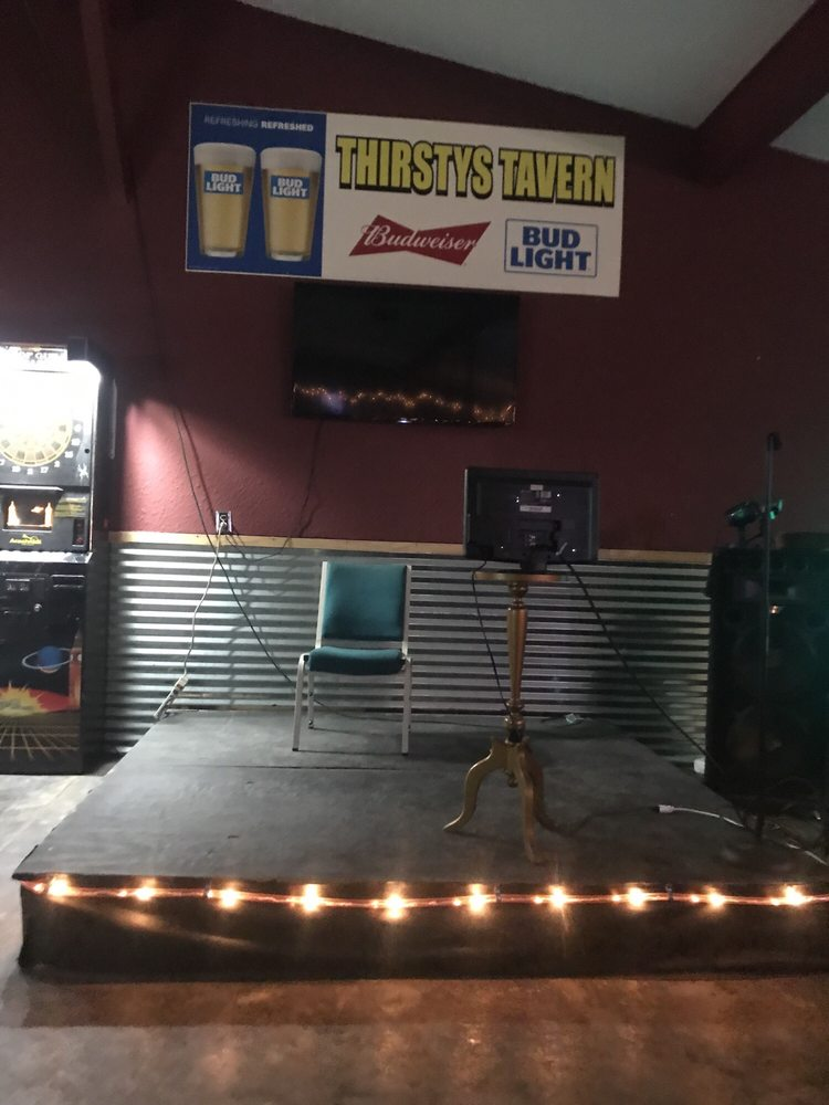 Thirstys Tavern: 1198 OK-125, Miami, OK