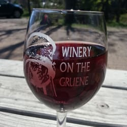 Winery On The Gruene logo