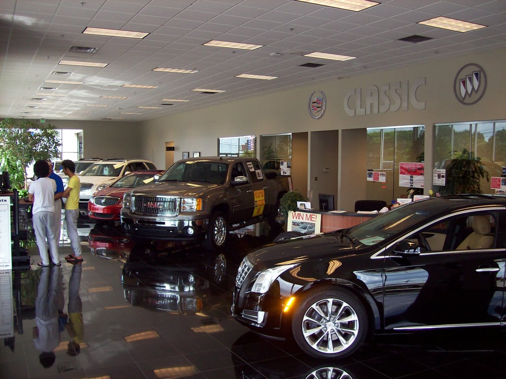 Classic cadillac of montgomery 33 photos car dealers for Holmes motor in montgomery al