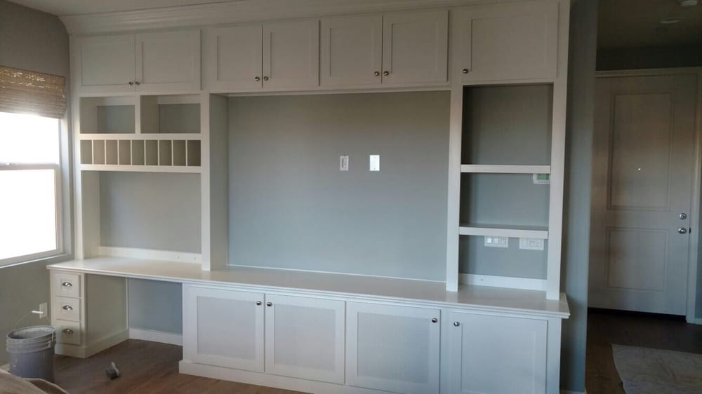 One Day Install Crown Molding Movable Shelves Soft