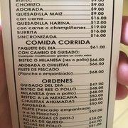 mexico photo of cocina economica guadalajara jalisco mexico