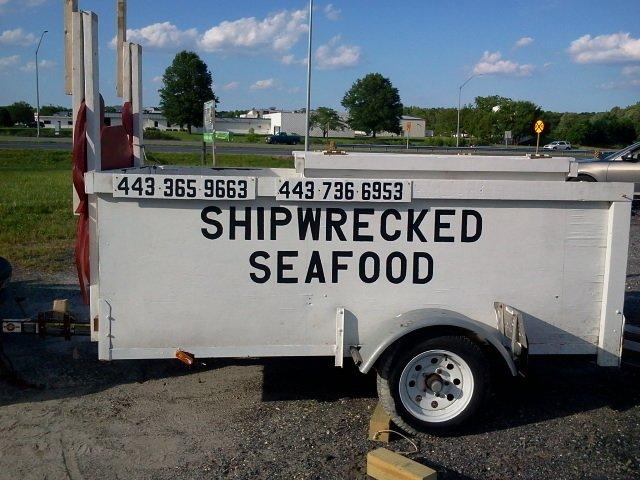 Shipwrecked Seafood: 239 Ocean Pkwy, Ocean Pines, MD