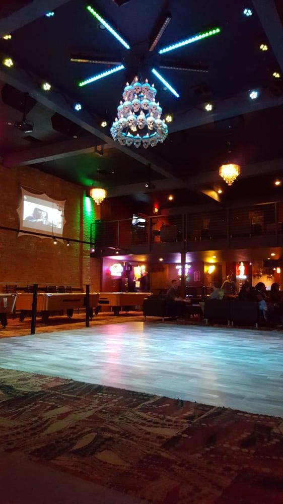 Voodoo Lounge: 401 Main St, Cedar Falls, IA