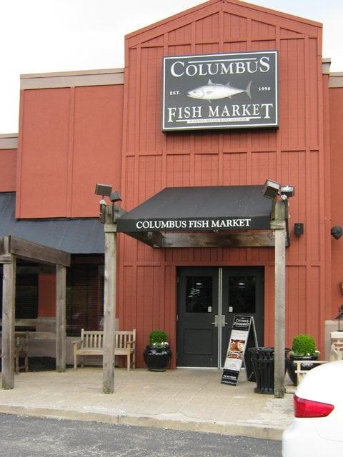 Columbus Fish Market Yelp