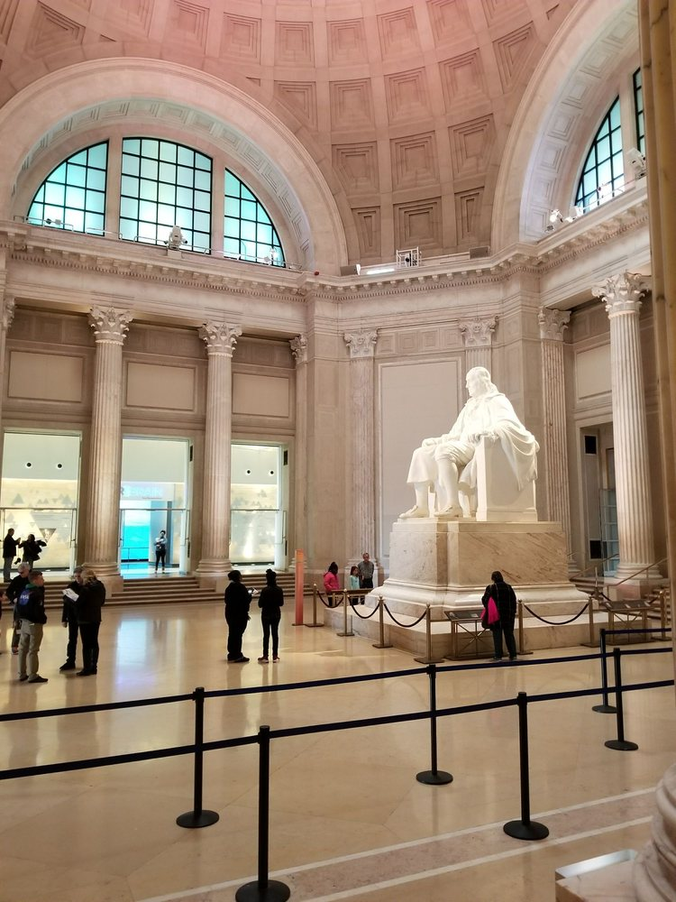 The Franklin Institute Science Museum - 1284 Photos & 514 Reviews ...