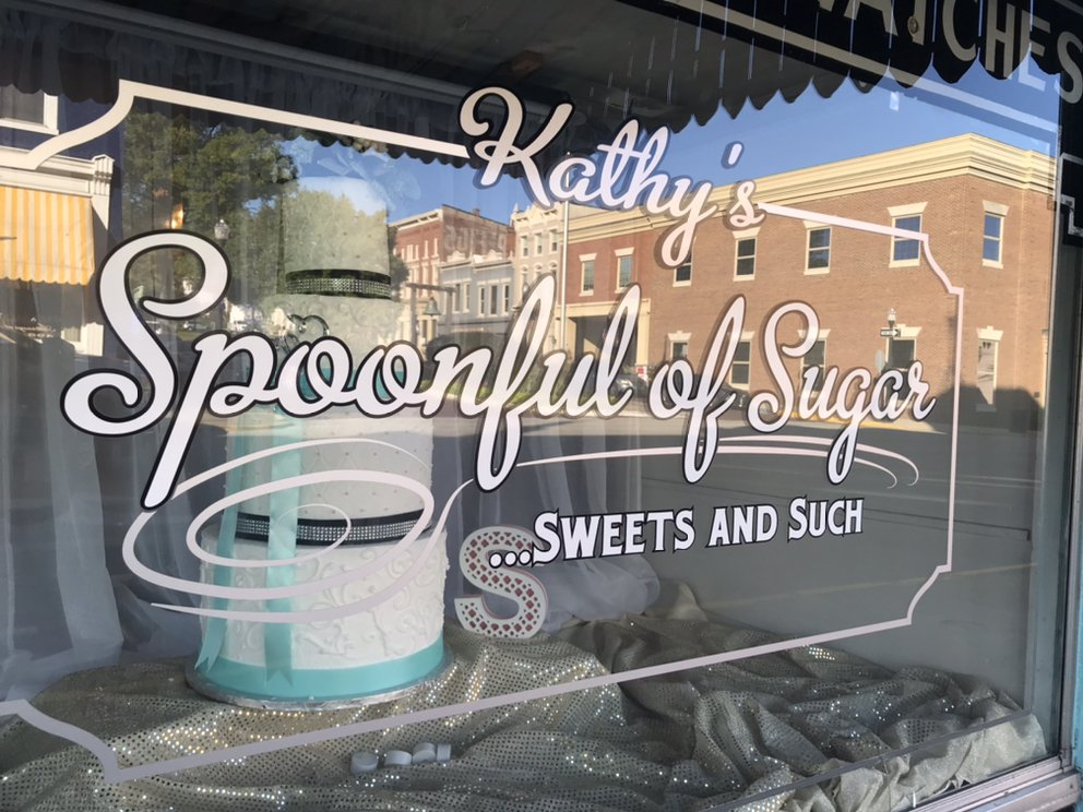 Kathys At Spoonful Of Sugar: 18 W Main St, Mount Sterling, KY