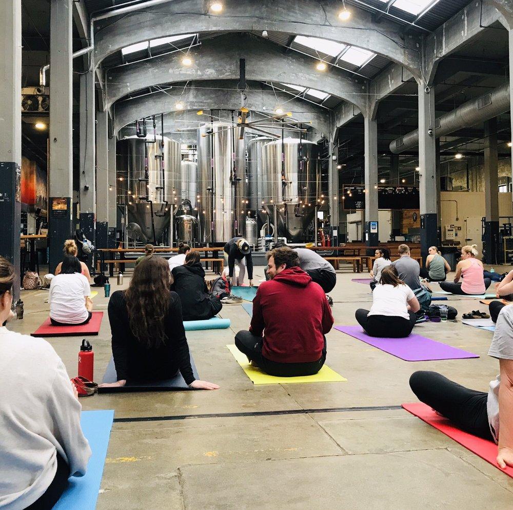 Modo Yoga: 3527 Columbia Pkwy, Cincinnati, OH