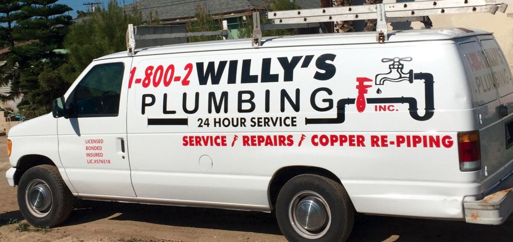 Willy's Plumbing: 3861 W Imperial Hwy, Inglewood, CA