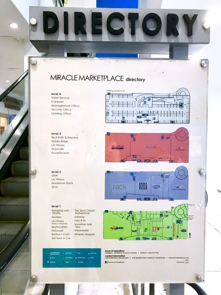 Miracle Marketplace