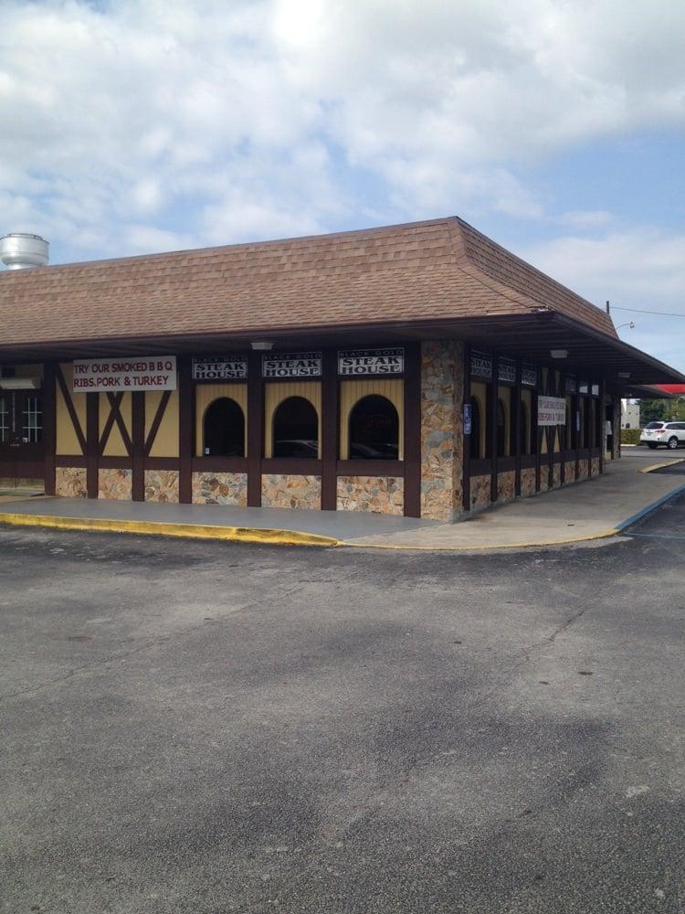 Black Gold Steak House: 1100 N Main St, Belle Glade, FL