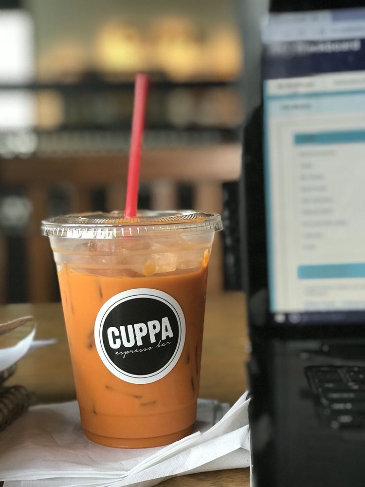 Social Spots from Cuppa Espresso Bar