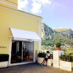 best service 0ed84 e1eab Prada - Accessories - Via Roma 2, Capri, Napoli, Italy ...