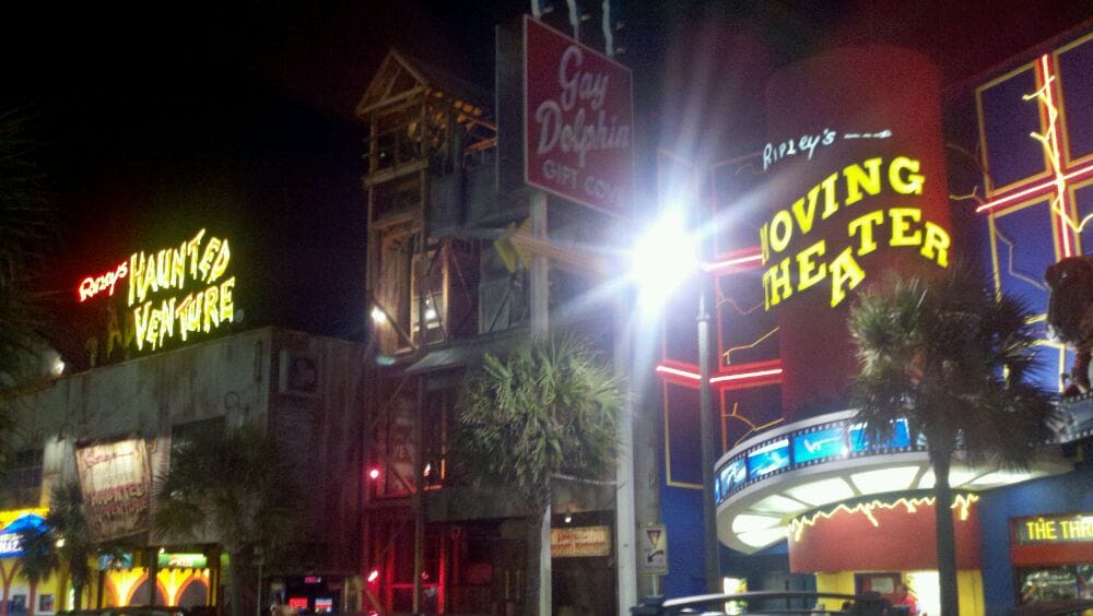 Photo Of Ripley S Haunted Adventure Myrtle Beach Sc United States