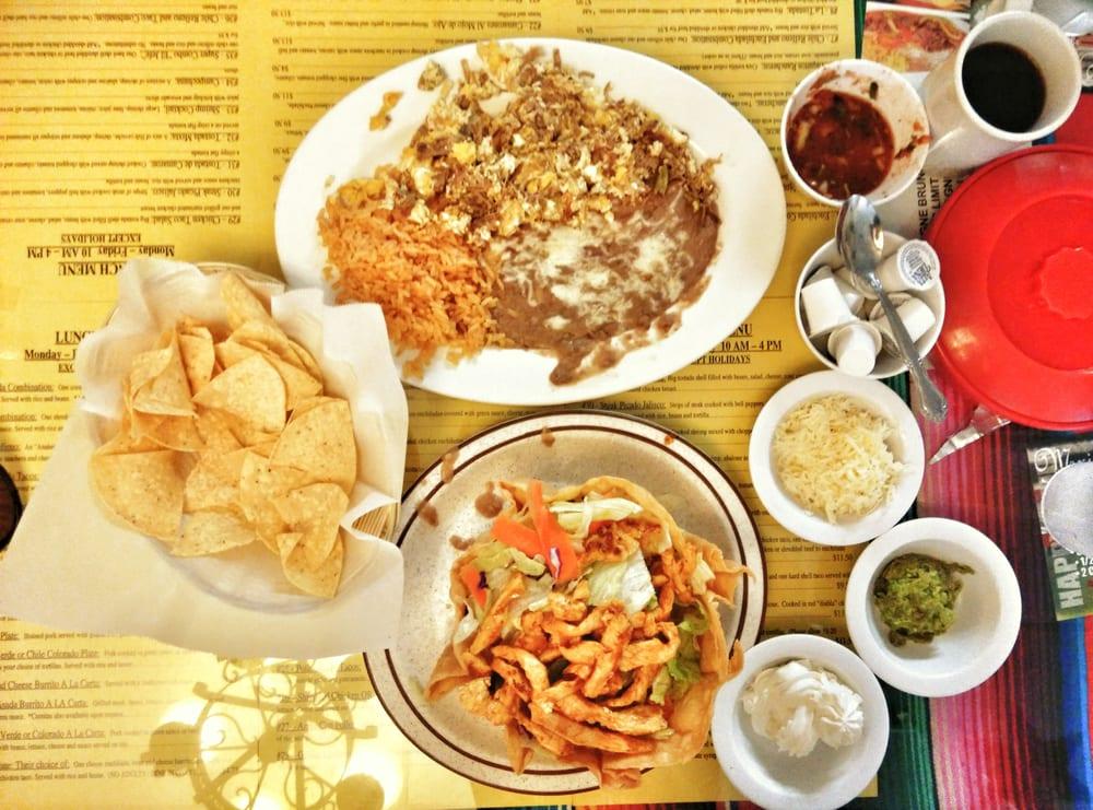 Harbor Mexican Cafe: 1460 S Harbor Blvd, La Habra, CA