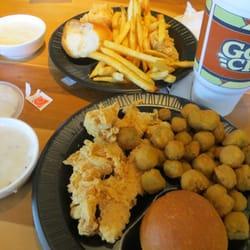 Fast Food Giddings Tx