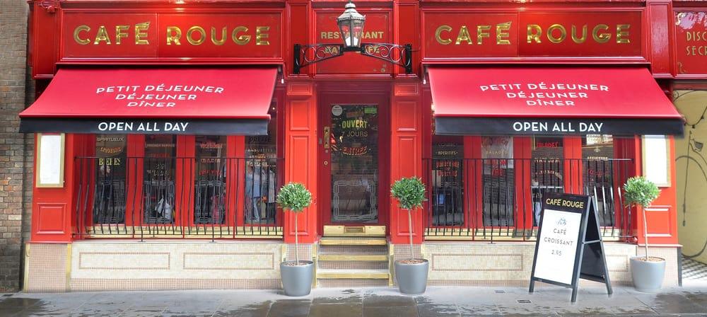 Cafe Rouge Cambridge - French - Cambridge, United Kingdom - Reviews - Photos - Yelp