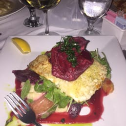 Bellissimo - Montvale, NJ, United States. Sole Special with beets :)