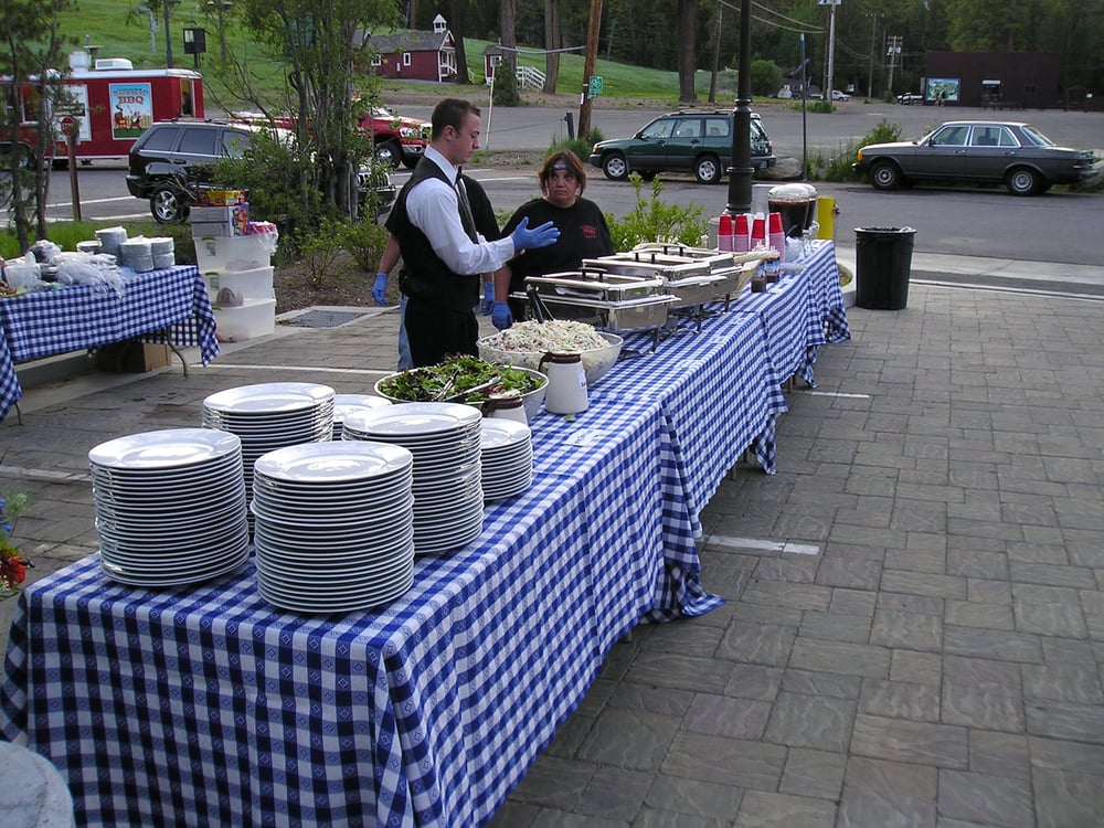 Gordon's Backyard BBQ & Catering