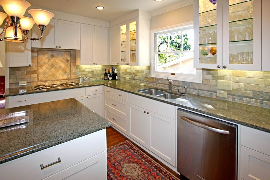 Of Texas San Antonio TX United States White Painted Cabinets