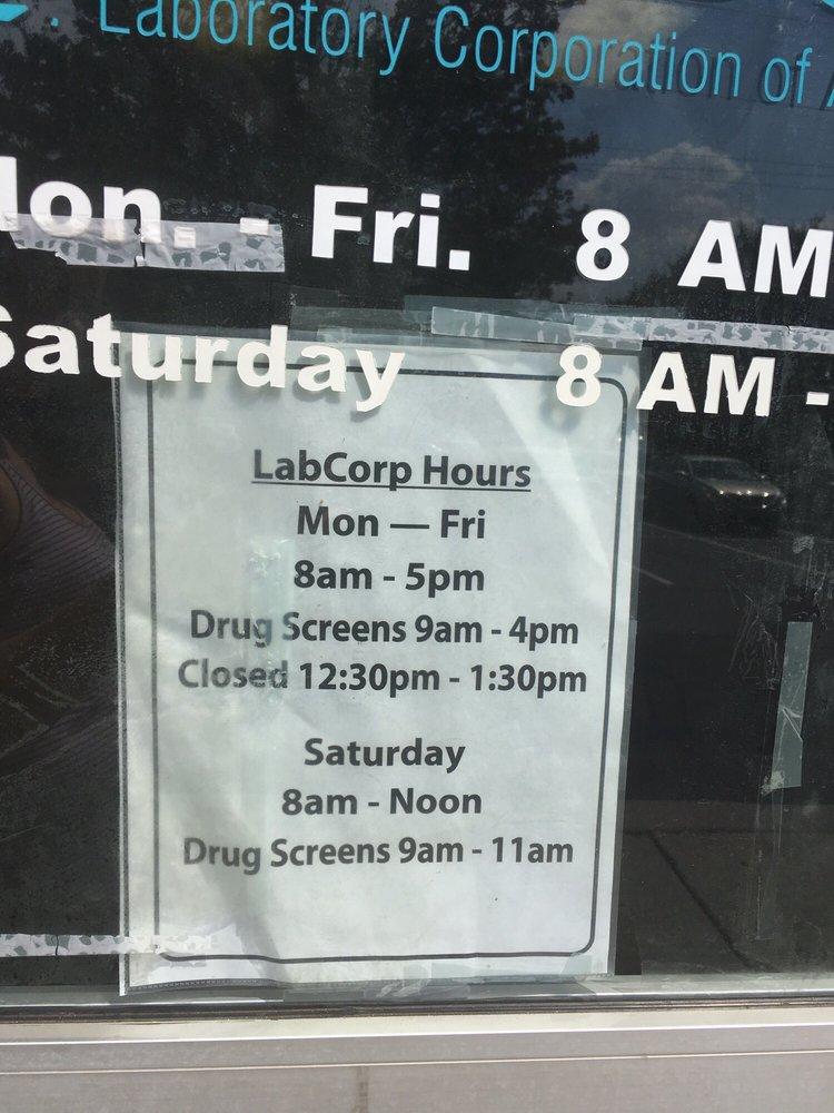 Labcorp - 24 Reviews - Laboratory Testing - 3800 Pleasant