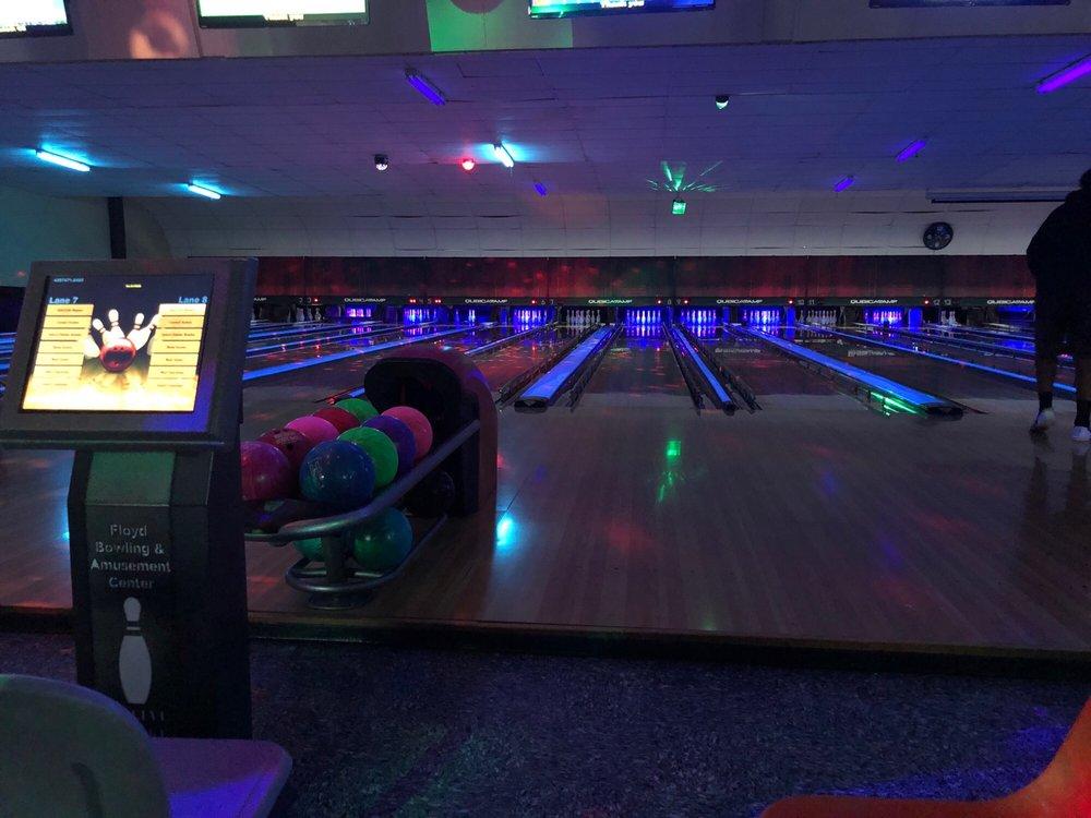 Social Spots from Floyd Bowling & Amusement Center