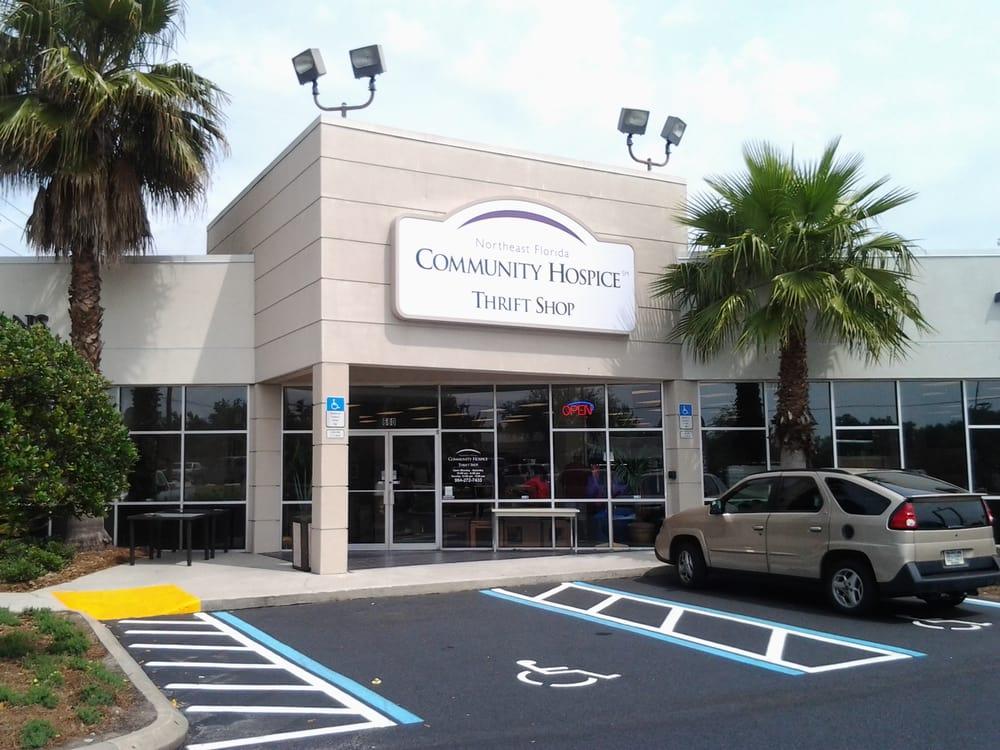 Community Hospice Thrift Shop: 680 Blanding Blvd, Orange Park, FL
