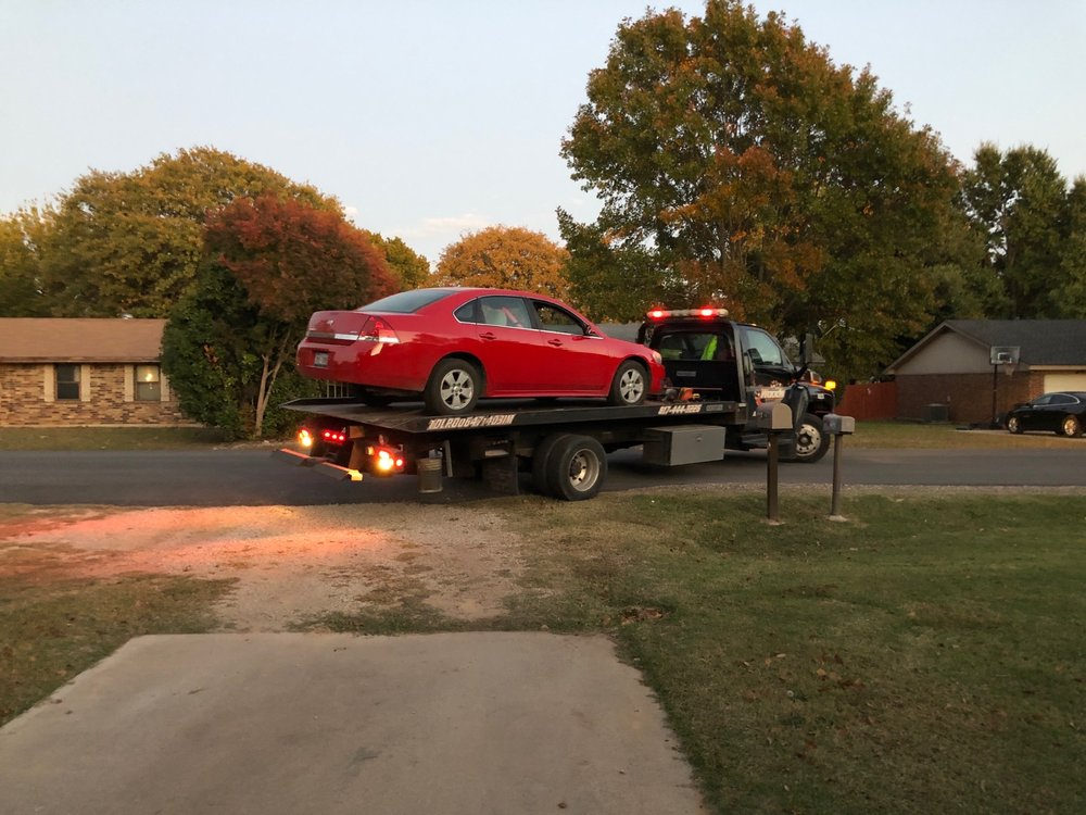 Towing business in Azle, TX