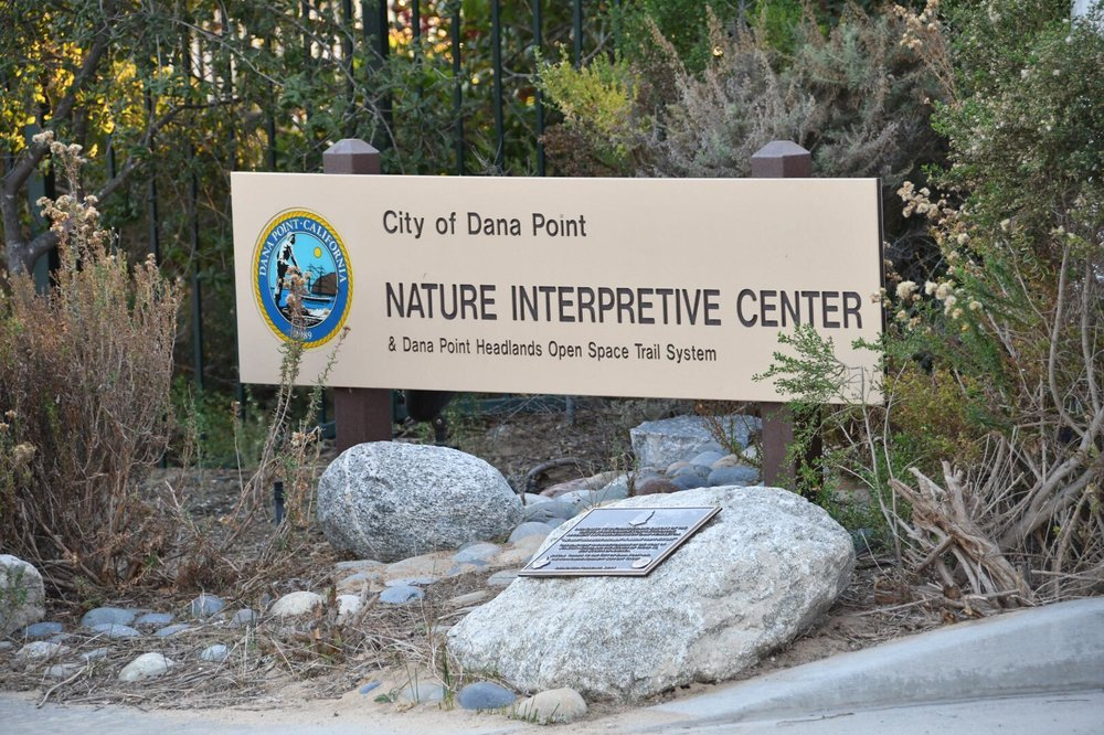 Nature Interpretive Center and Trails: 33282 Golden Lantern, Dana Point, CA