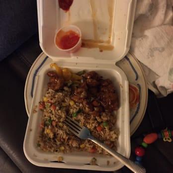 Chinese Food Pooler Ga