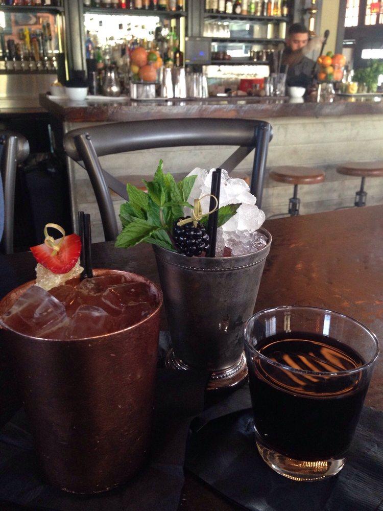 Strawberry Lemongrass Mule Soul Repair Amp A Glass Of Casa