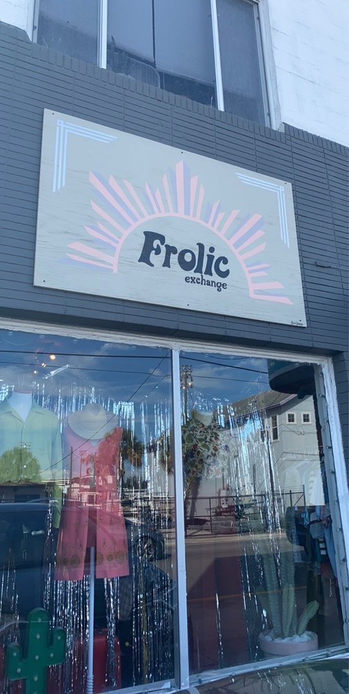 Frolic Exchange: 4626 N Florida Ave, Tampa, FL