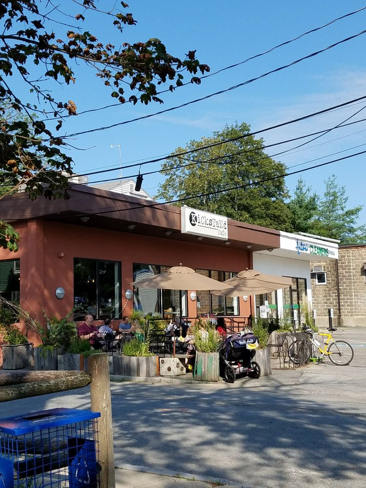 Kickstand Cafe: 594 Massachusetts Ave, Arlington, MA