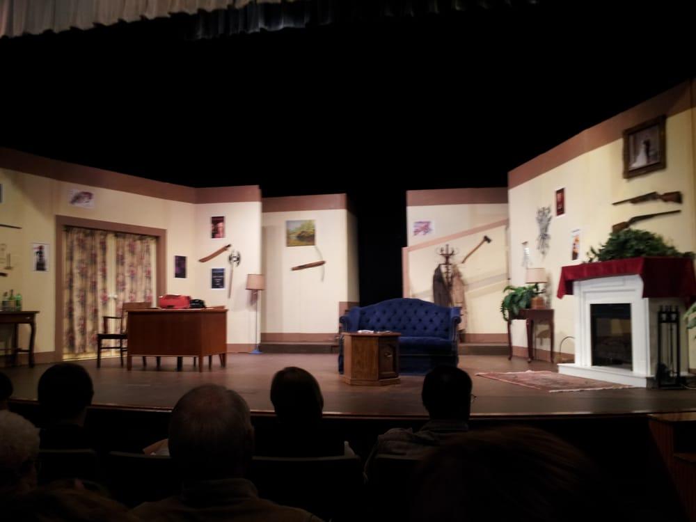 Social Spots from Thibodaux Playhouse