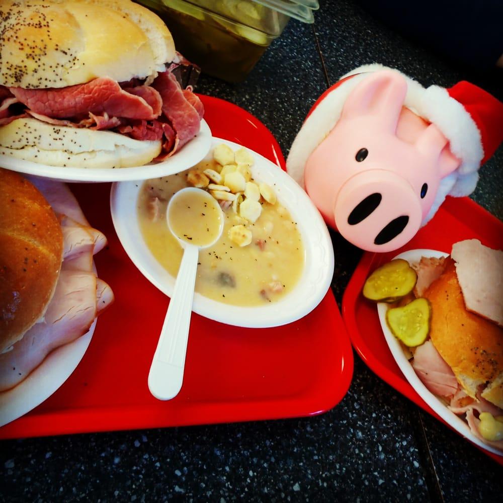 Lile's Sandwich Shop: 13800 Michigan Ave, Dearborn, MI