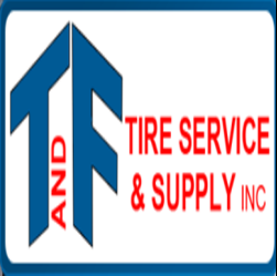 T and F Tire Service & Supply: 527-533 Market St, Kingston, PA