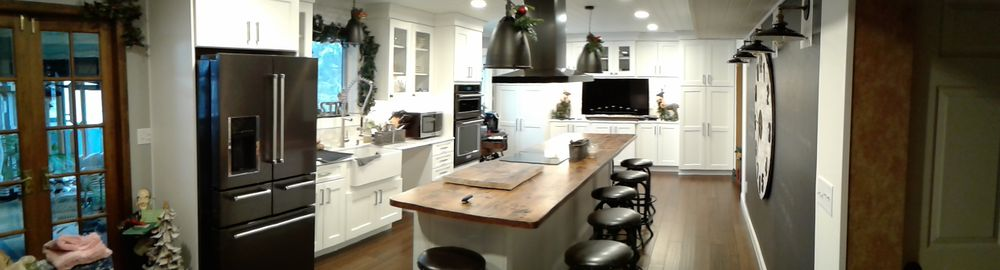 A Recent Kitchen Remodel Job We Completed In Dayton Ohio