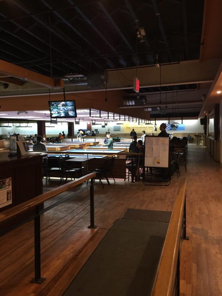 Carom Cafe Billiards Flushing Ny