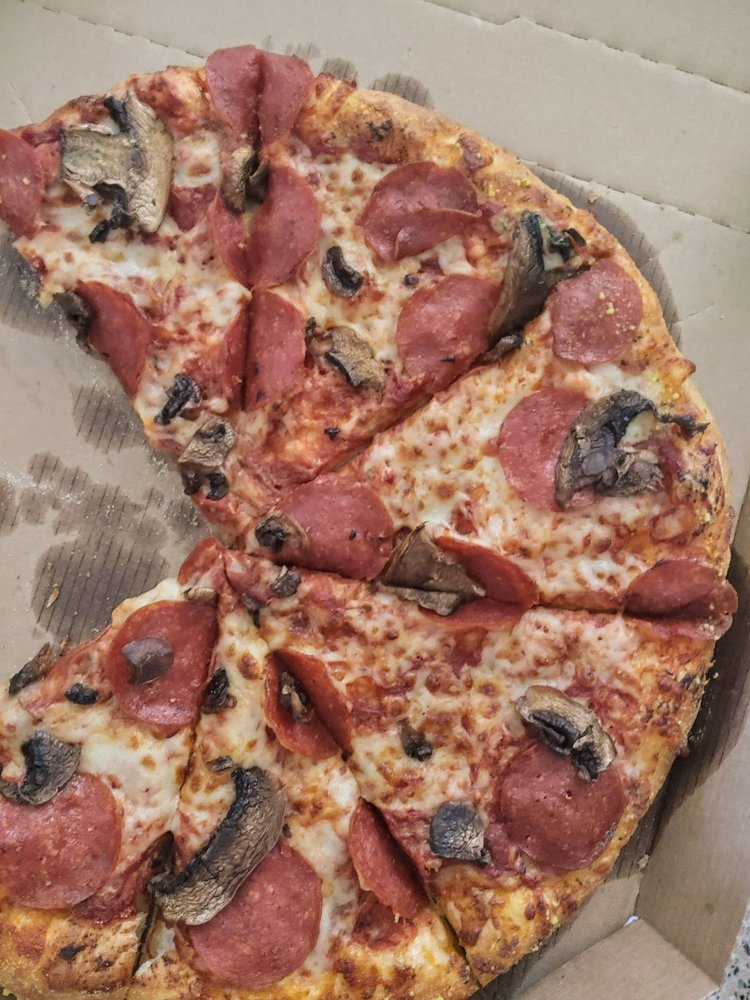 Domino's Pizza: 1010 Lamar St, Sweetwater, TX