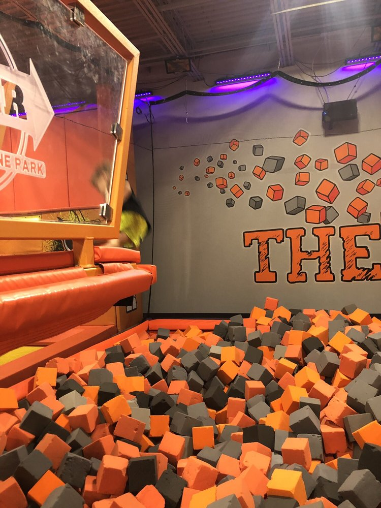 Social Spots from Big Air Trampoline Park