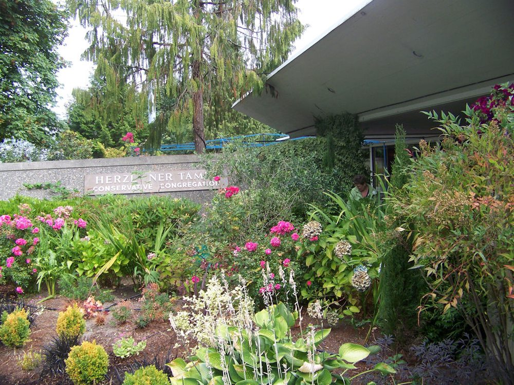 Herzl-Ner Tamid Conservative Congregation: 3700 E Mercer Way, Mercer Island, WA