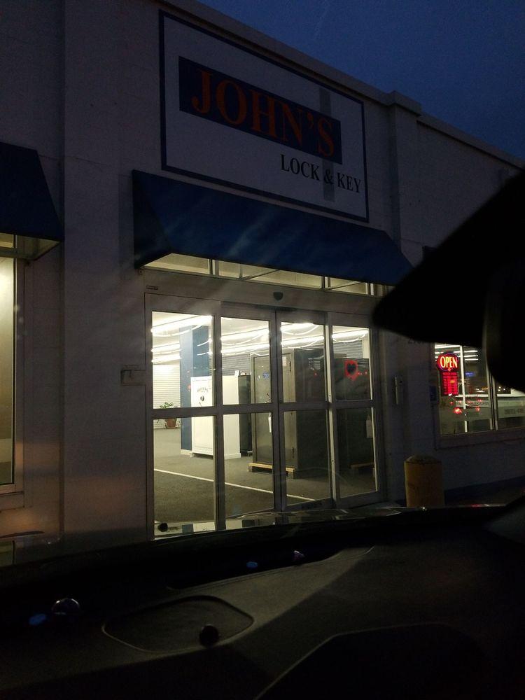John's Lock & Key: 2901 1st Ave SE, Cedar Rapids, IA