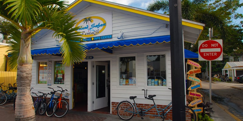 Island Safari Rentals: 408 Greene St, Key West, FL