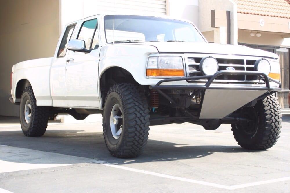 95 Ford pre-runner 8