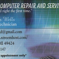 Nicks computer repair and services it services computer repair photo of nicks computer repair and services holland mi united states business business card reheart Choice Image